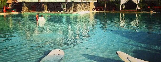 LaPlage is one of Pools.