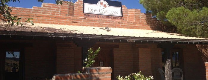 Dos Cabezas WineWorks is one of PHX Latin Food in The Valley.