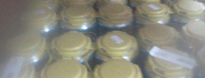 Vino!! Wine Shop is one of NC Beer Month.
