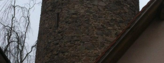 Tour des Sorcières is one of Tours d'Alsace.