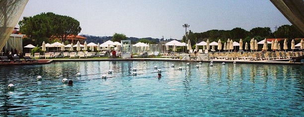 Terme di Saturnia SPA & Golf Resort is one of Eurotrip.