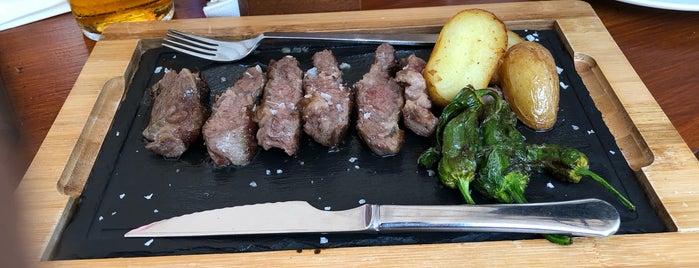 Restaurantes de Andalucía