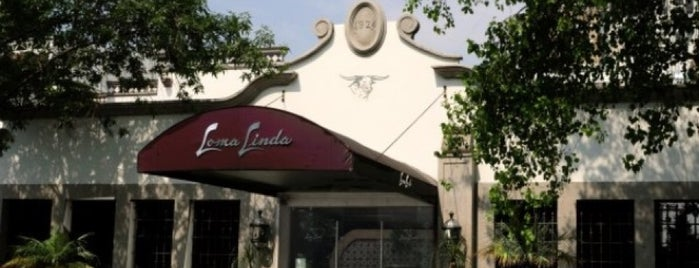 Loma Linda is one of Restaurantes para Quedar Bien.