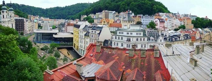 Vyhlídka is one of Prague.