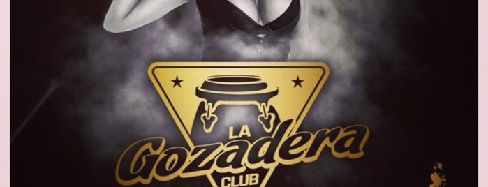 La Gozadera Club is one of Route with more Hot Lingerie parades in Lima.