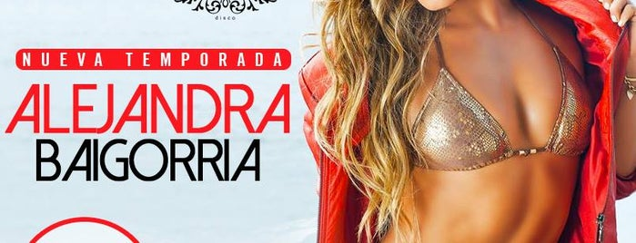 Discoteca Ophera is one of Route with more Hot Lingerie parades in Lima.