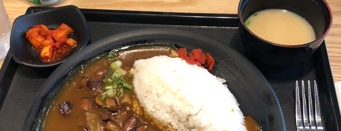 Abiko Curry is one of Manhattan: Food Hunt.