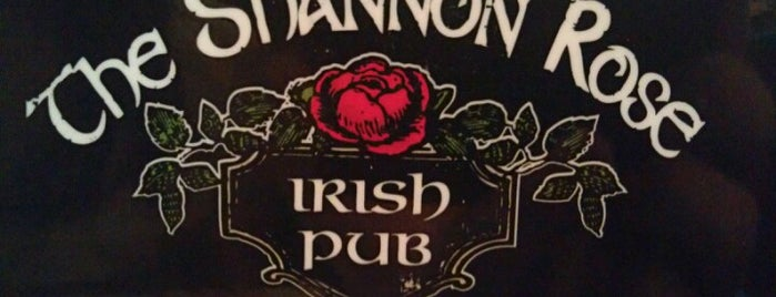 The Shannon Rose Irish Pub is one of Pascack Eats.