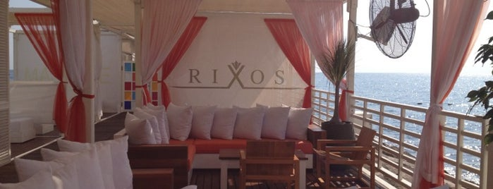 Rixos Sungate VIP Pier is one of Rixos Sungate.