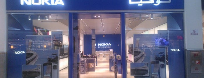 NOKIA Store is one of NOKIA STORES.