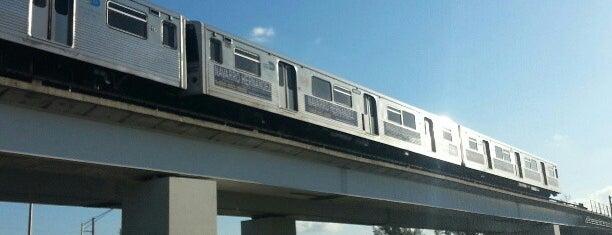 MDT Metrorail - Okeechobee Station is one of My favorite places :).