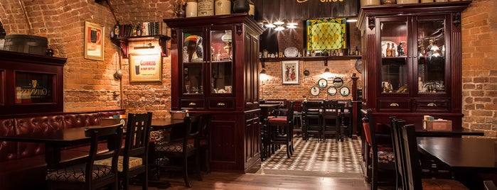 Tap&Barrel Pub is one of Попить пива.