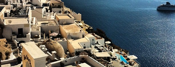 Fira is one of Part 3 - Attractions in Europe.