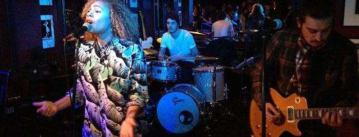 Ronnie Scott's Jazz Club is one of London.