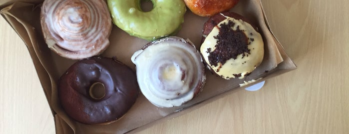 Crosstown Doughnuts & Coffee is one of London Calling: LDN To Do.