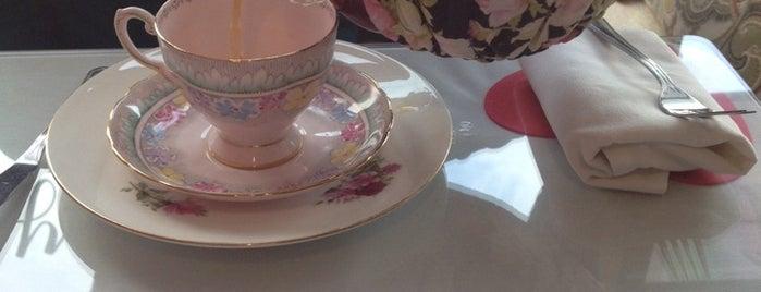 Harmony Tea Room is one of NJ To Do.