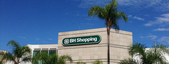 BH Shopping is one of Cartório Rua SP Bolivar.