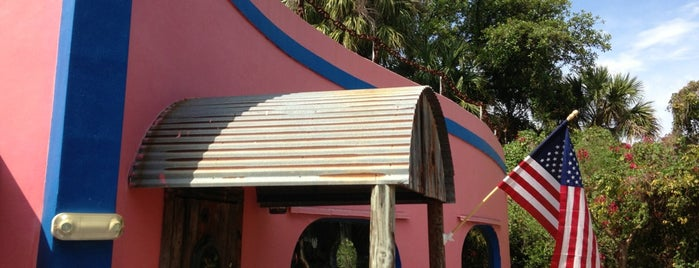 The Lazy Flamingo is one of Fort Myers.