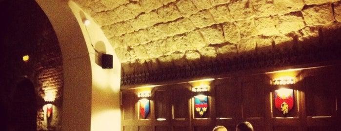 Хмільний дім Роберта Домса / Robert Doms' Humulus House is one of Львов.
