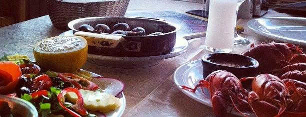 Chez Le Belge Restaurant is one of Gurme Ankara.