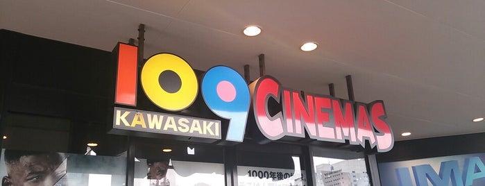 109 Cinemas is one of お気に入り.
