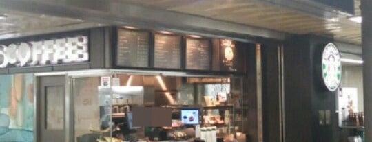 Starbucks Coffee 日本橋メトロピア店 is one of STARBUCKS.