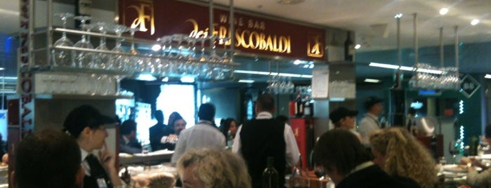 Wine Bar Dei Frescobaldi is one of Roma - a must! = Peter's Fav's.