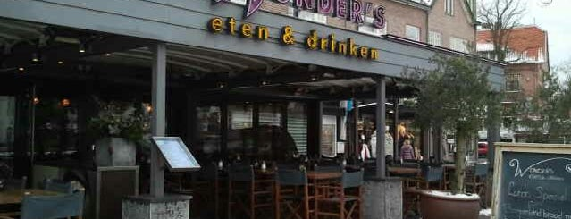 Wonder's Eten & Drinken is one of Top 10 restaurants when money is no object.