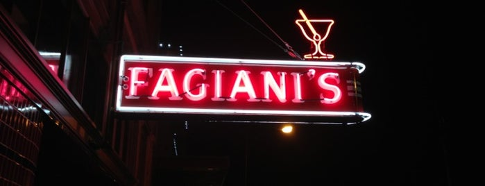 The Thomas and Fagiani's is one of Good for tourists.