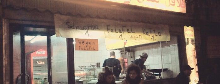 Libanon Falafel is one of Berlin.