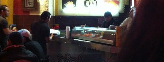 Nuvo Sushi is one of Comida japonesa y más.
