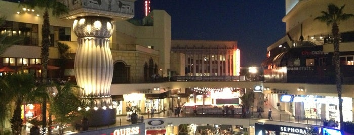 Hollywood & Highland Center is one of Favorite places.