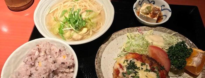 燦廚 (サングリア) is one of 渋谷周辺おすすめなお店.