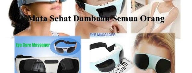 Eye Massager 081380783912 Alat Terapi Mata is one of Alat Terapi Kesehatan Untuk Mendukung Pengobatan.