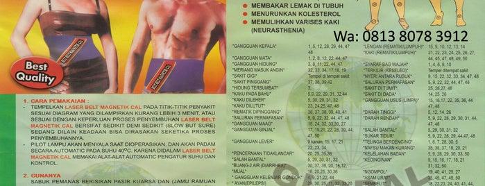 Bakwan Malang 'Cak Su Kumis' is one of Alat Terapi Kesehatan Untuk Mendukung Pengobatan.