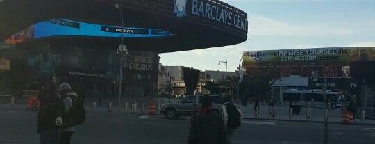 Barclays Overlook is one of NYC - Brooklyn Places.