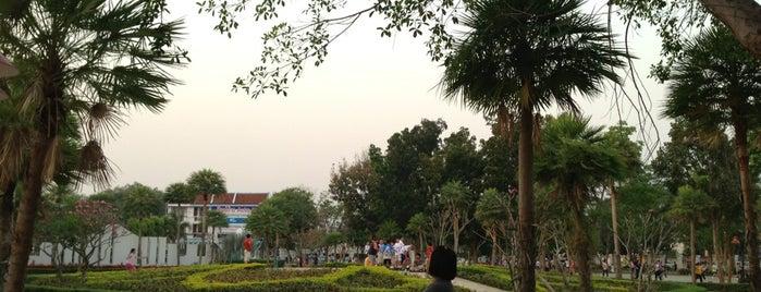สวนสาธารณะเขลางค์ นครลำปาง is one of ลำพูน, ลำปาง, แพร่, น่าน, อุตรดิตถ์.