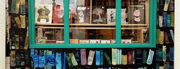 Dog Eared Books is one of San Francisco Adventure Bucket list.