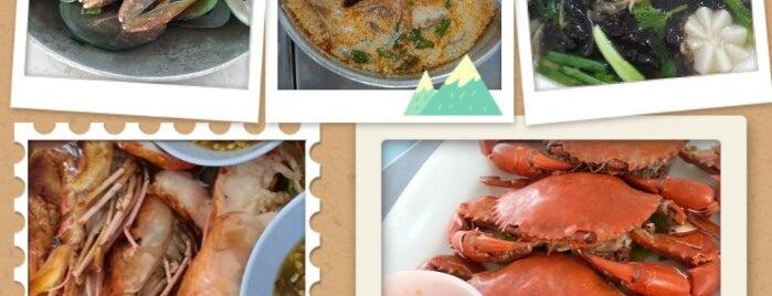 บางปู is one of อาหาร.