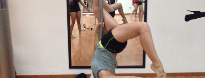 Pole Fitness is one of Preferito..