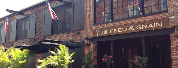 Virtue Feed & Grain is one of Old Town, Alexandria, VA.