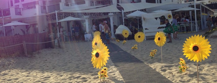 White Eivissa Beach Club is one of Ibiza.