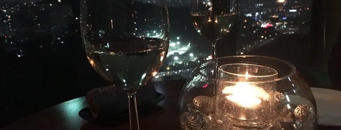 Moon Bar is one of Best night spots.