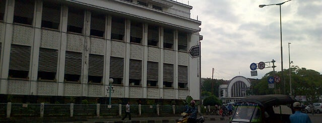 Kota Tua is one of Enjoy Jakarta 2012 #4sqCities.