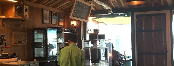풍림다방 is one of Coffee Excellence.