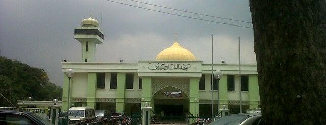Masjid Al-Syakirin is one of Mosque.