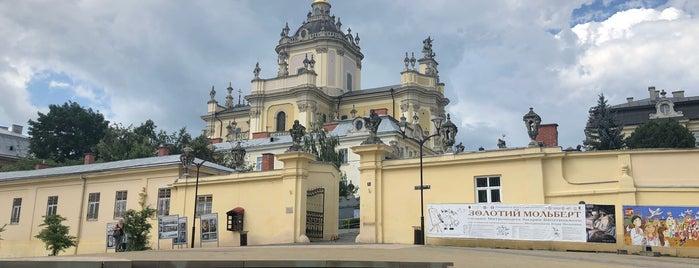 Художньо-меморіальний музей Олекси Новаківського is one of музеї Львова / museums of Lviv.