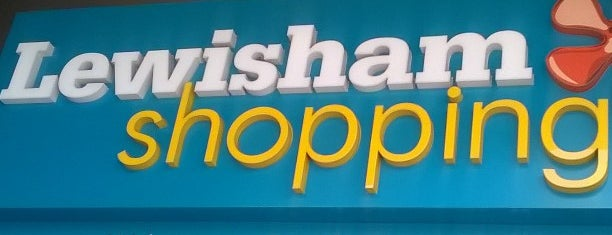 Lewisham Shopping Centre is one of Shops.