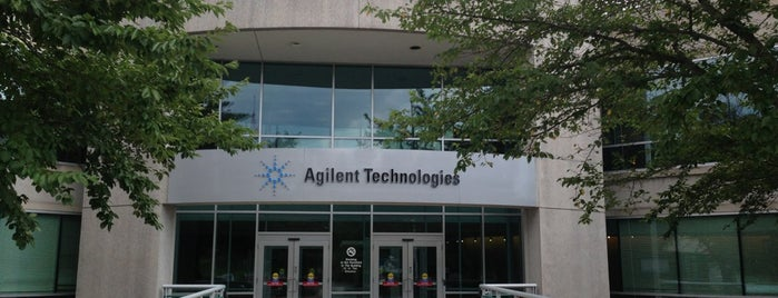 Agilent Technologies is one of Customers.