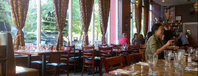 Petra Mediterranean Bistro is one of The 15 Best Places for Grilled Eggplant in Seattle.